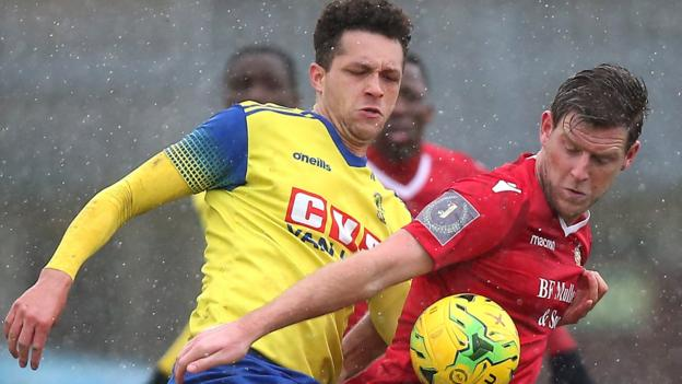 Non-league: Decision to approve end of season for majority of clubs postponed - bbc