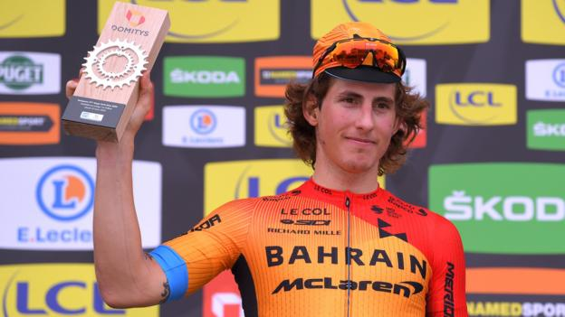 Paris-Nice: Ivan Garcia Cortina claims shock stage three win over Peter Sagan