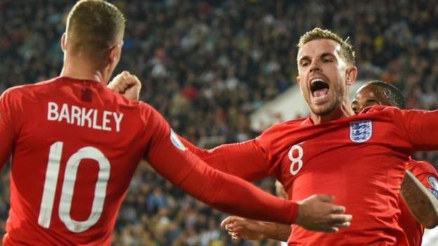 England wanted Bulgaria fans to 'suffer' for racist abuse - Henderson thumbnail