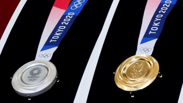 Tokyo 2020 Olympic medal design unveiled thumbnail