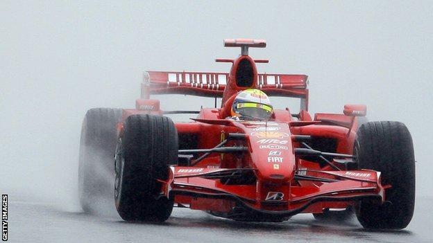 Felipe Massa, Fuji 2007