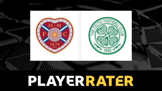 Hearts v Celtic: Who is impressing? And who isn't? Rate the players thumbnail