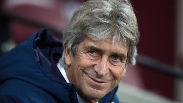 Manuel Pellegrini: West Ham boss wants to make it to 75 - BBC Sport