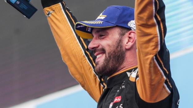 Formula E: Jean-Eric Vergne wins Sanya E-Prix as Antonio Felix da Costa goes top thumbnail