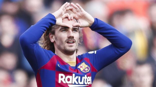 Barcelona 2-1 Getafe: Defending champions gain narrow win over surprise package