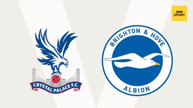Crystal Palace v Brighton