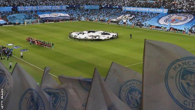 Manchester City - Etihad Stadium