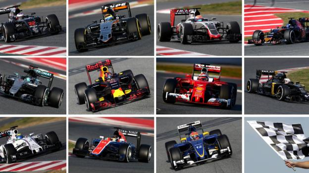 formula 1 sports - photo #18