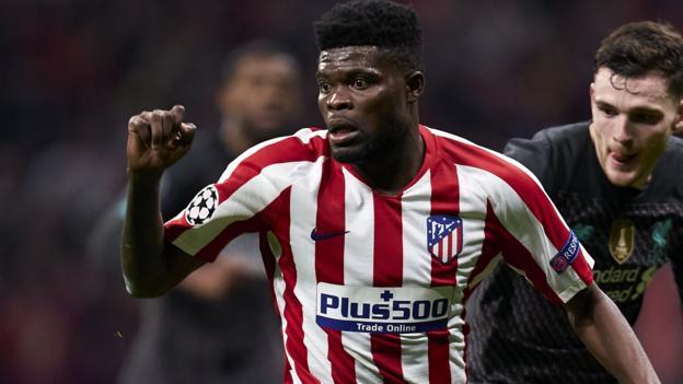 Transfer rumours: Partey, Belotti, Ighalo, Willian, Onana thumbnail