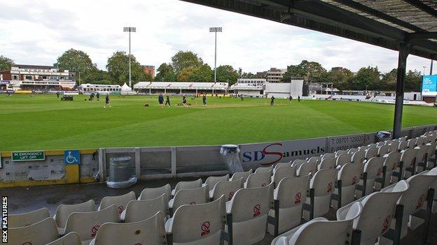 Essex ground