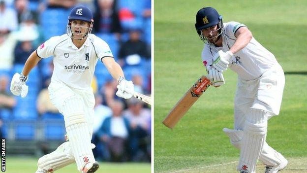 Warwickshire will now be without their two top run scorers in the Championship this season, Sam Haint (623) and Dom Sibley (940) for the trip to Essex