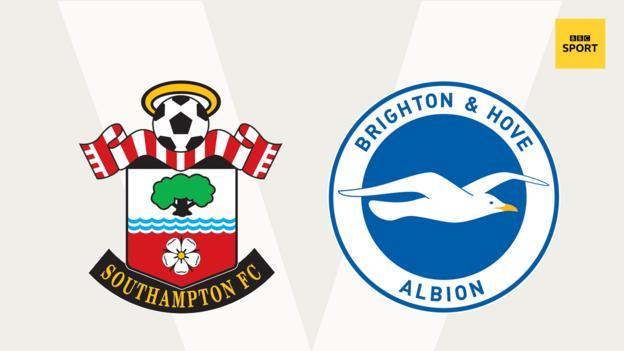 Southampton v Brighton