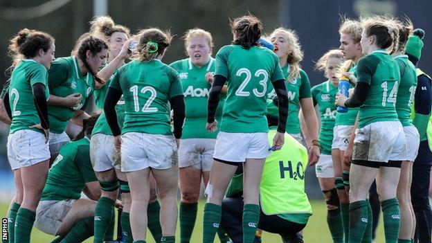 sports Ireland women