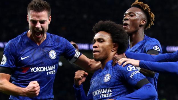 Tottenham Hotspur 0-2 Chelsea: Antonio Rudiger suffers alleged racist abuse thumbnail