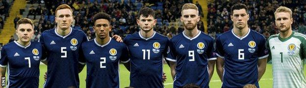 The Scotland XI beaten 3-0 in Kazakhstan contained talented individuals