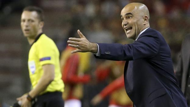 'My father-in-law is the problem' - Belgium boss Roberto Martinez on Scotland tie thumbnail