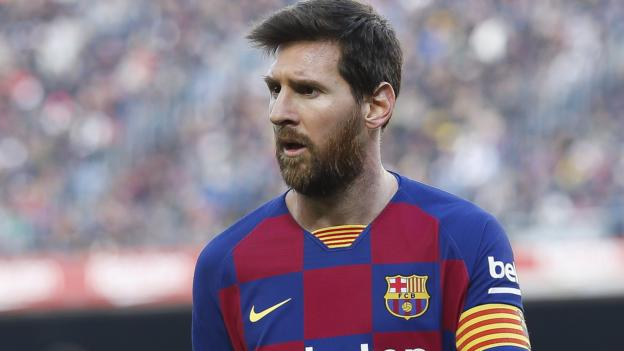 Barcelona deny hiring firm to attack Lionel Messi on social media thumbnail