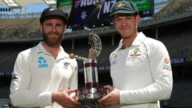 Australia v New Zealand: Extreme heat in Perth will be a 'real advantage' says Tim Paine thumbnail