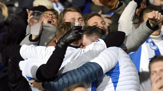 Finland into first major tournament finals after receiving Euro 2020 thumbnail
