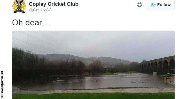 Copley Cricket Club
