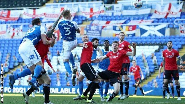 Kristian Pedersen's equalising header against QPR was followed just three minutes later by the Birmingham City winner