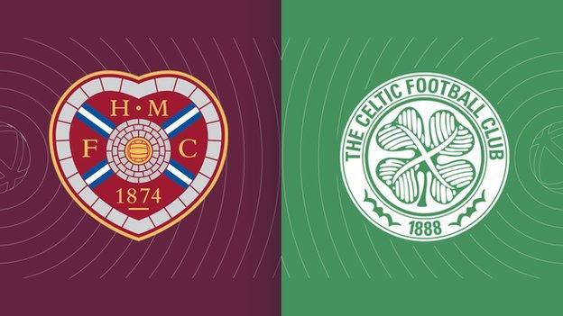 Hearts v Celtic