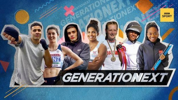 Elynor Backstedt e la formazione Generation Next 2021