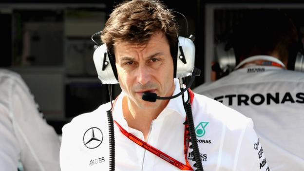Australian Grand Prix: Mercedes chief predicts three-way fight for F1 title