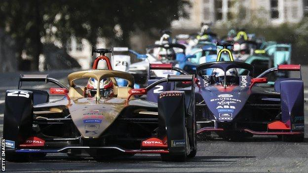 Formula E leader Jean-Eric Vergne is looking to make it back-to-back titles, but there are many permutations ahead of this weekend's climax in New York