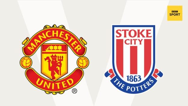 Man Utd v Stoke