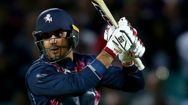 Mohammad Nabi: Afghanistan all-rounder to rejoin Kent for T20 Blast