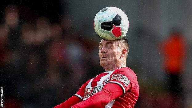 John Fleck of Sheffield United