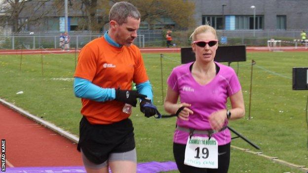 Sinead Kane only began running 2012