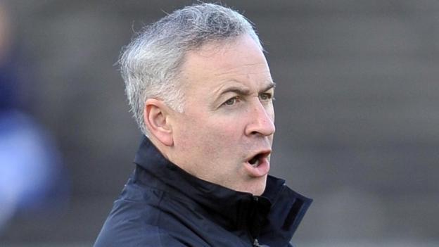 Football League, Division Four: London 0-13 0-17 Antrim