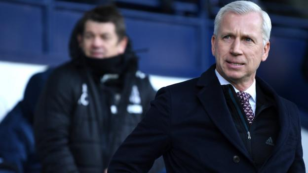 West Brom to stick with Pardew for Watford match