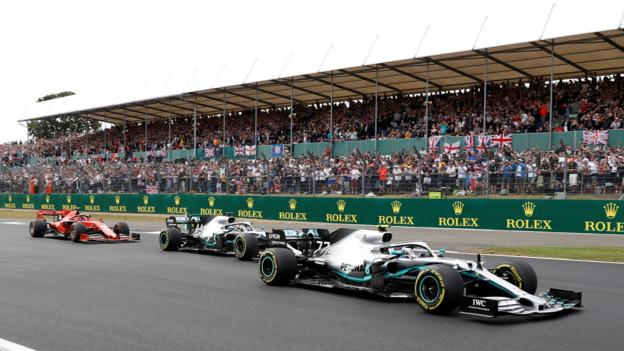 Silverstone: F1 races given go-ahead by UK government thumbnail