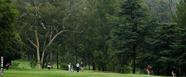 Royal Johannesburg and Kensington Golf Club