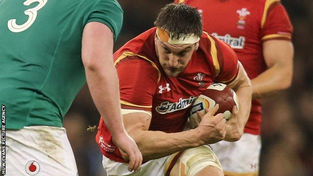 Sam Warburton won 74 caps for Wales, 49 of those as captain