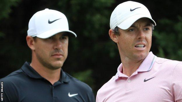 McIlroy overcame Koepka to clinch the £12.2m first prize at the Tour Championship in Atlanta on Sunday