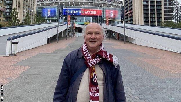 Northampton fan Don