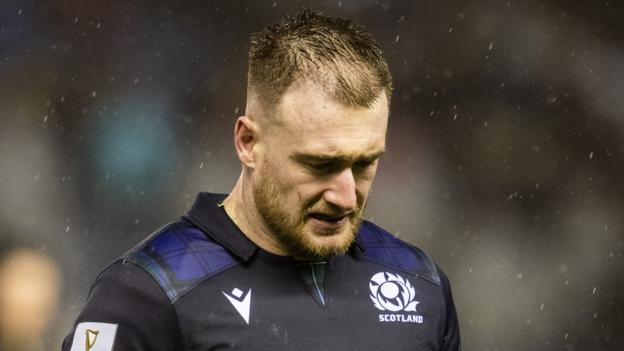 Scotland must 'learn quickly' to be contenders - Hogg