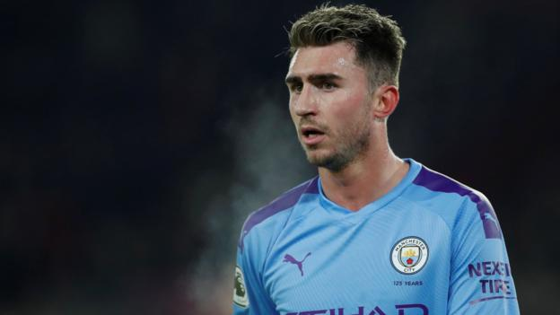 Aymeric Laporte: Defender 'best left-sided centre-back in the world'