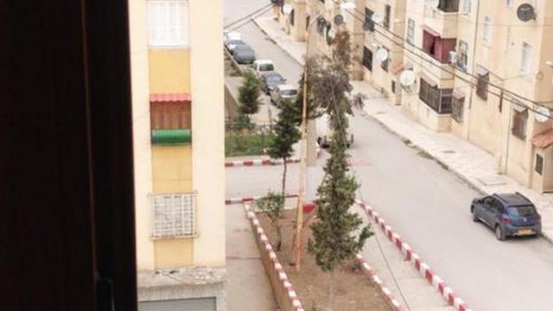 Streets of Setif