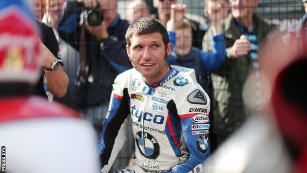 Guy Martin has yet to achieve a win at the North West 200 or Isle of Man TT
