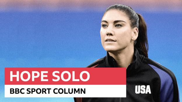 Women's World Cup: 'England's best chance to beat USA' - Hope Solo