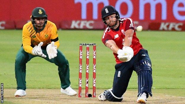South Africa v England: ODI series called off after Covid-19 tests