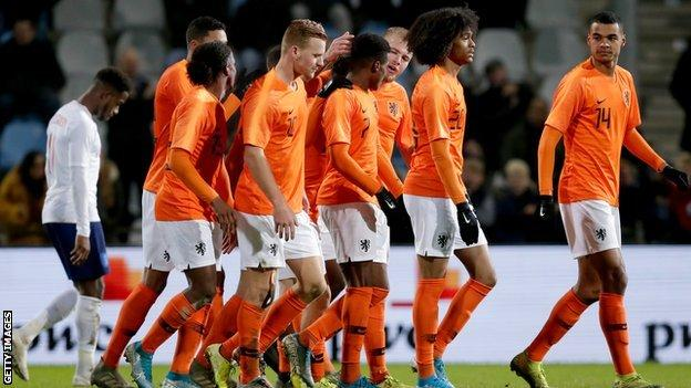 England Netherlands
