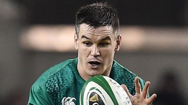 Six Nations: Ireland fly-half Johnny Sexton should be fit for England opener - Cullen thumbnail