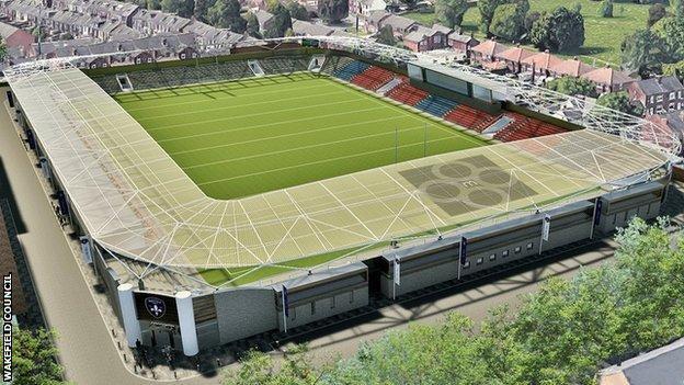 Belle Vue stadium development plans