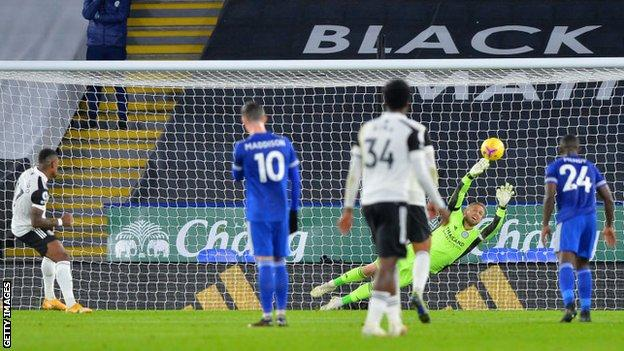 BPL Report (2020): Fulham stun Leicester to move out of bottom three